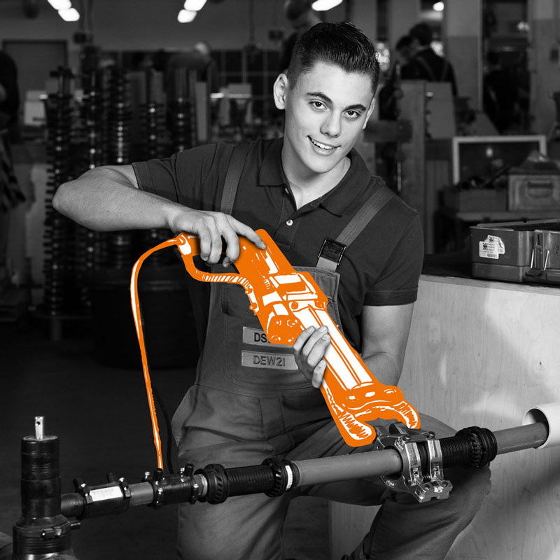 Anlagenmechaniker/-in Fachrichtung Versorgungstechnik