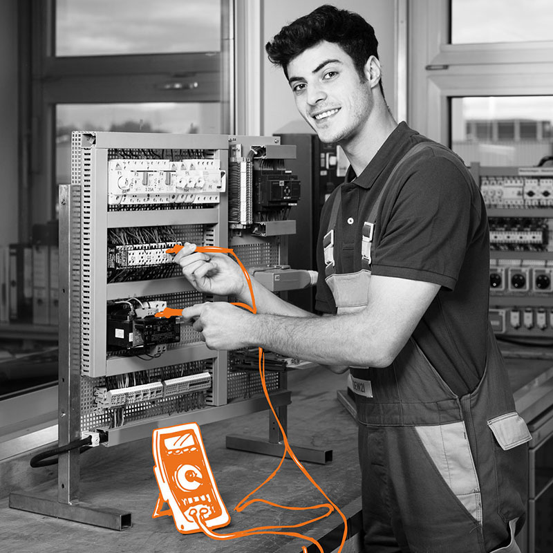 Elektroniker/-in für Betriebstechnik
